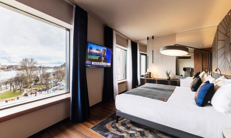 Chain Bridge View Room - Legendary Lions - Hotel Clark - Adults Only - Budapest
