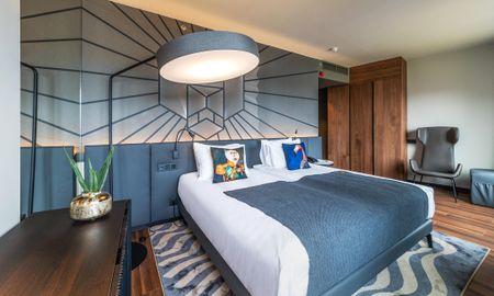 Habitación Vista Chain Bridge - Legendary Lions - Hotel Clark - Adults Only - Budapest