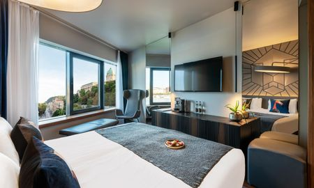 Danube Plus Habitacion – Urban HiStory - Hotel Clark - Adults Only - Budapest