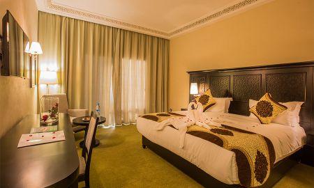 Chambre Supérieure Individuelle - Hotel Riad Ennakhil & SPA - Marrakech