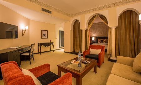 Suite Junior Deluxe - Hotel Riad Ennakhil & SPA - Marrakech