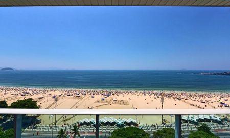 Beachfront Suite - Pestana Rio Atlantica - State Of Rio De Janeiro