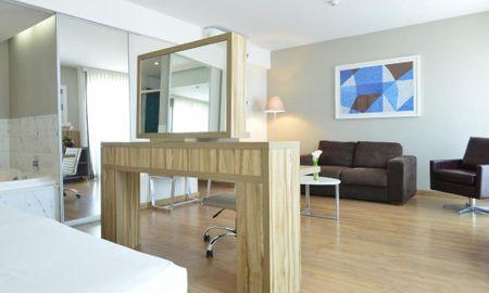 Sea Side View Junior Suite - Pestana Rio Atlantica - State Of Rio De Janeiro