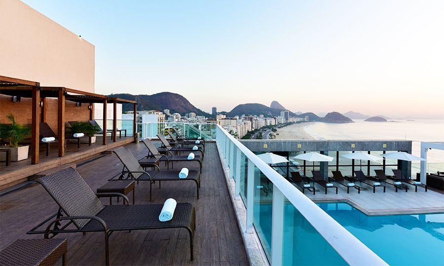 Pestana Rio Atlantica - State of Rio de Janeiro