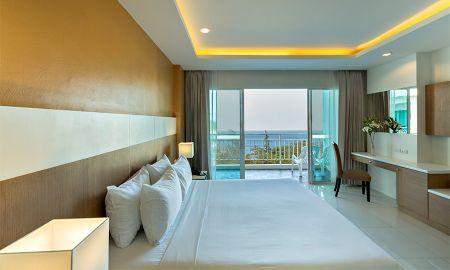 Chambre Deluxe - Vue Piscine - Chanalai Hillside Resort, Karon Beach - Phuket