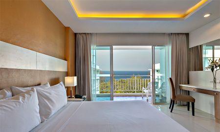 Chambre Exécutive - Vue Mer - Chanalai Hillside Resort, Karon Beach - Phuket