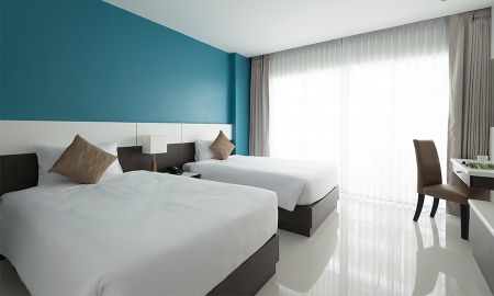 Chambre Supérieure - Chanalai Hillside Resort, Karon Beach - Phuket
