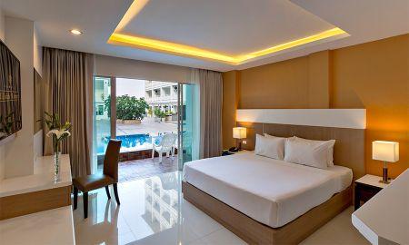 Chambre Deluxe - accès à la piscine - Chanalai Hillside Resort, Karon Beach - Phuket