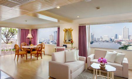 Terrasse Suite - Ramada Plaza Bangkok Menam Riverside - Bangkok