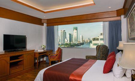 Executive Terrasse Suite - Ramada Plaza Bangkok Menam Riverside - Bangkok