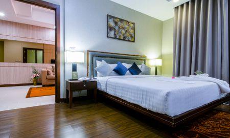 Улучшенный люкс - Grand Mercure Bangkok Asoke Residence - Bangkok