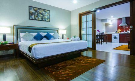 Делюкс люкс - Grand Mercure Bangkok Asoke Residence - Bangkok