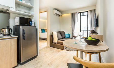 Suite Dos Habitaciones - X2 Vibe Bangkok Sukhumvit - Bangkok