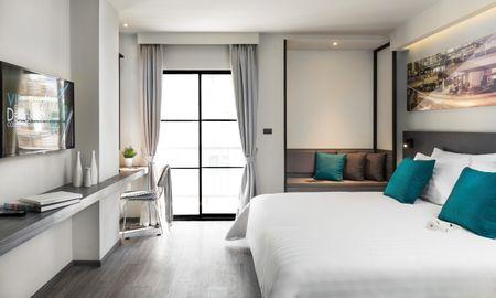 Habitación Estándar Doble - X2 Vibe Bangkok Sukhumvit - Bangkok