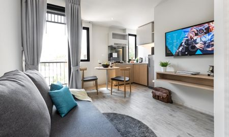Suite Un Dormitorio - X2 Vibe Bangkok Sukhumvit - Bangkok