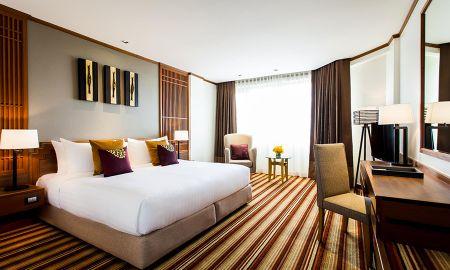 Chambre Deluxe King - Amari Don Muang Airport - Bangkok
