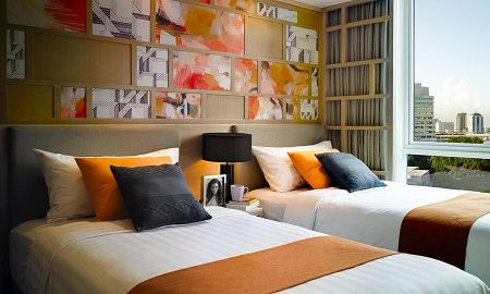 Двуспальный люкс - Amari Residences Bangkok - Bangkok