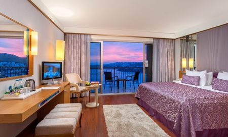 Camera Deluxe - Kefaluka Resort Ultra All Inclusive - Bodrum
