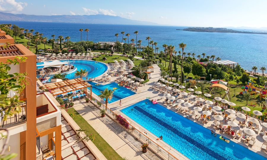 Kefaluka Resort Ultra All Inclusive - Bodrum