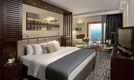 Quarto Executivo Real - Carlton Tel Aviv - Tel Aviv