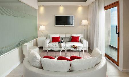 Suite Bianco - Carlton Tel Aviv - Tel Aviv