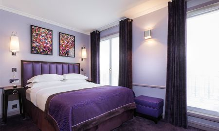 Стандартный номер - Vendôme Opera Hotel - Paris