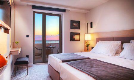 Chambre Double Panoramique avec Vue Mer - Royal Neptun - Dubrovnik