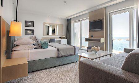 Suite Familiale Premium avec Balcon et vue mer - Royal Neptun - Dubrovnik