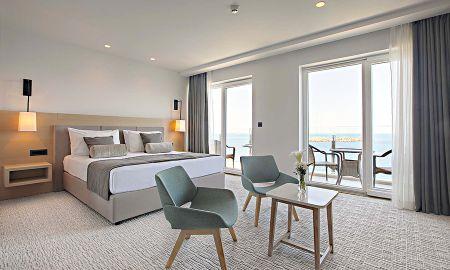 Suite Premium Skyline Vue Mer avec Balcon - Royal Neptun - Dubrovnik