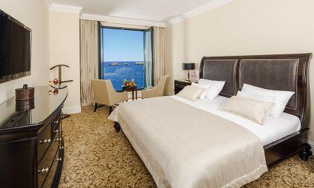 Chambre King Deluxe avec Vue sur Mer - Royal Princess - Dubrovnik