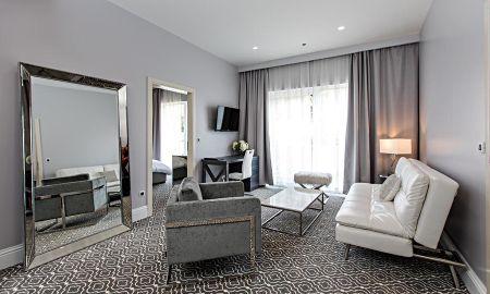Suite Luxury avec Balcon - Royal Palm Hotel - Dubrovnik