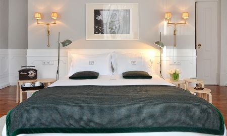 Chambre Double Smart - Casa Oliver Boutique B&B - Principe Real - Lisbonne