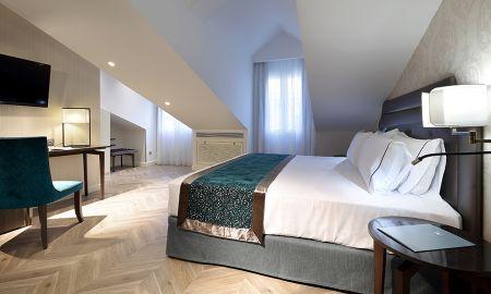Habitación Twin o Doble - Eurostars Casa De La Lírica - Madrid