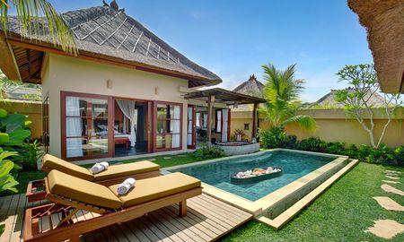 Oferta por reserva anticipada en la villa de la luna de miel con desayuno flotante - Ubud Nyuh Bali Resort & Spa - Bali