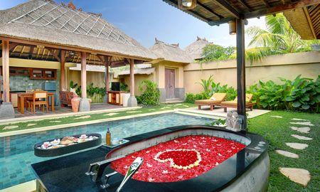 Suite Luna de miel con un Dormitorio - Ubud Nyuh Bali Resort & Spa - Bali