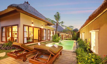 Villa Tres Dormitorios con Piscina - Ubud Nyuh Bali Resort & Spa - Bali