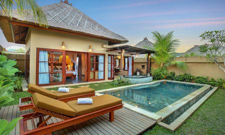 Oferta por reserva anticipada en Royal Pool Villa con desayuno flotante - Ubud Nyuh Bali Resort & Spa - Bali