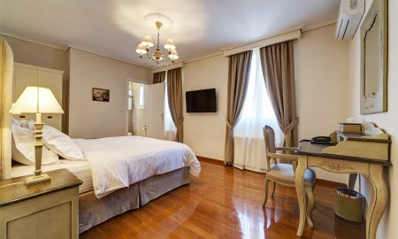 Chambre Confort Double - Home & Poetry Boutique Hotel - Athènes