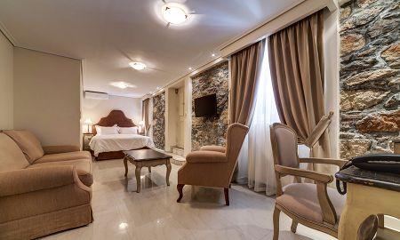 Suite Poésie - Home & Poetry Boutique Hotel - Athènes