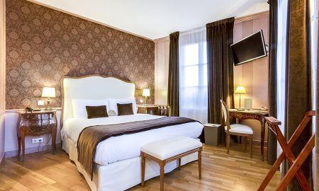 Chambre Double Deluxe avec Vue - Eiffel Trocadéro - Paris