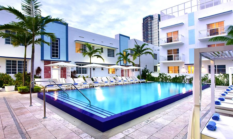 Pestana South Beach Art Deco Miami - Miami