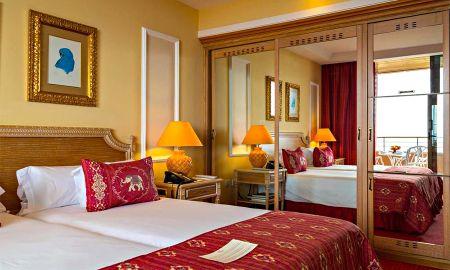 Habitación Deluxe Doble - Vista al Spa - Hotel Botanico & The Oriental Spa Garden - Islas Canarias