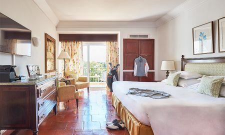 Single Classic Room - Dona Filipa Hotel - Vale Do Lobo