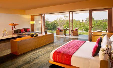 Kasara Suite - River View - Anantara Chiang Mai Resort - Chiang Mai