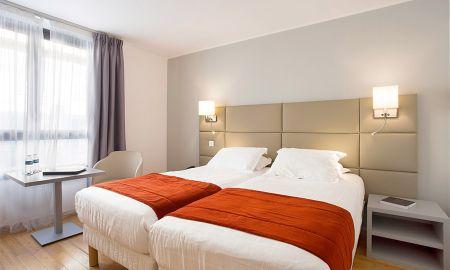 Chambre Classique Double - Hotel Nice Riviera - Nice