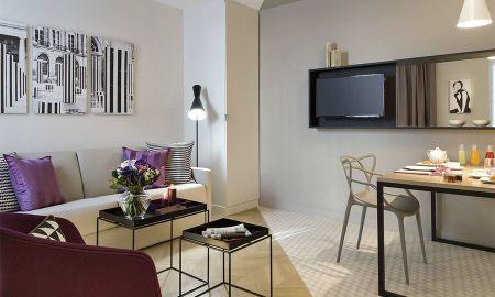 Apartamento Um Quarto - Citadines Opéra Paris - Paris