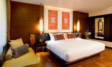 Habitación Lanna Deluxe - Siripanna Villa Resort & Spa Chiang Mai - Chiang Mai