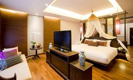 Habitación Lanna Grand Deluxe - Siripanna Villa Resort & Spa Chiang Mai - Chiang Mai