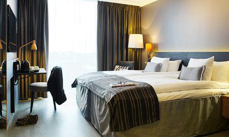 Улучшенный номер Твин с балконом - Scandic Continental - Stockholm
