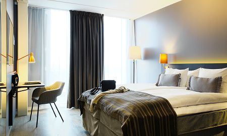 Chambre Queen - Scandic Continental - Stockholm